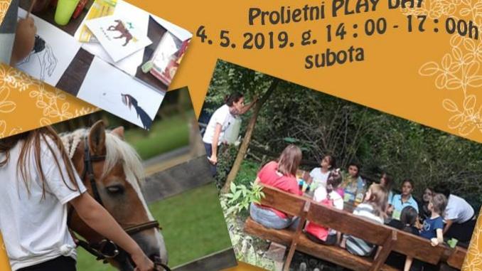 Proljetni Playday u Fala, 04. svibanj, subota od 14.00 do 17.00 sati
